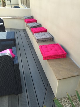 Ets cardinal am nagement ext rieur des b timents - Decoration d une terrasse ...
